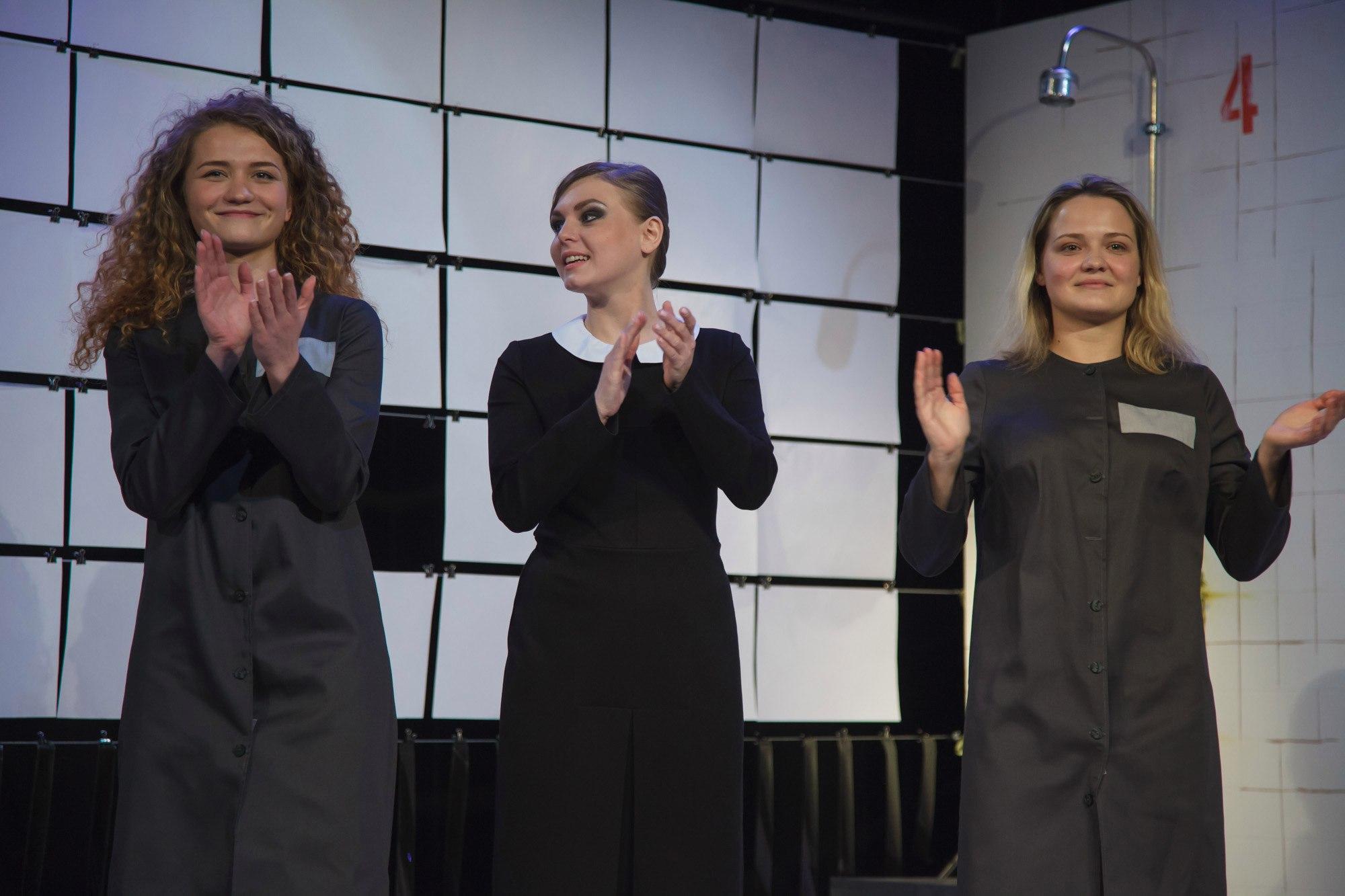 Спектакль «Наташина мечта» на фестивале «Один. Два. Три»