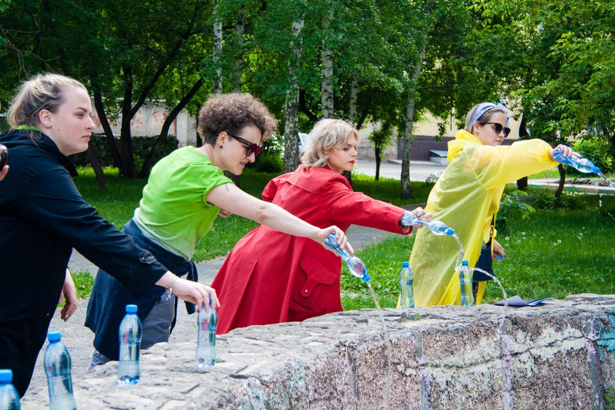 Куда привел путь: «Первый театр» первым в Новосибирске освоил жанр сайт-специфик