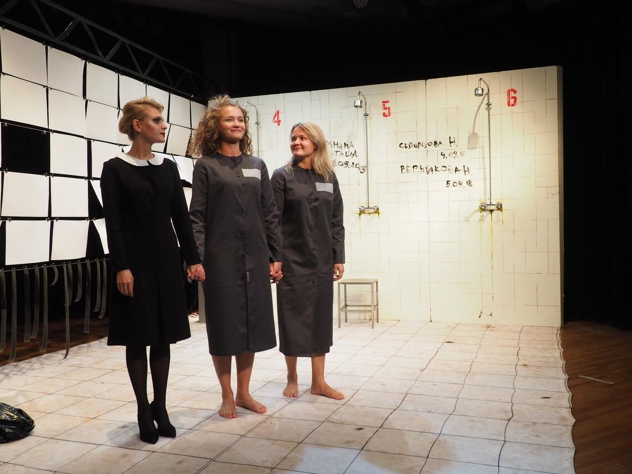 У «Первого театра» — приз за лучшую женскую роль на международном фестивале «Окна»
