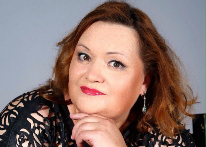 Разрешите познакомиться: Татьяна Шуликова