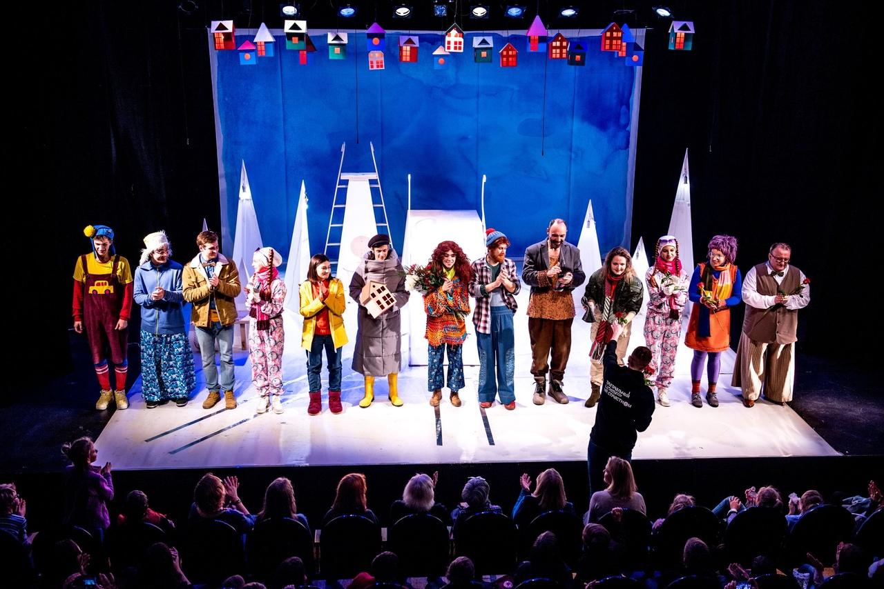 МДТ «Первый театр» принял участие в фестивале «Артмиграция – детям»