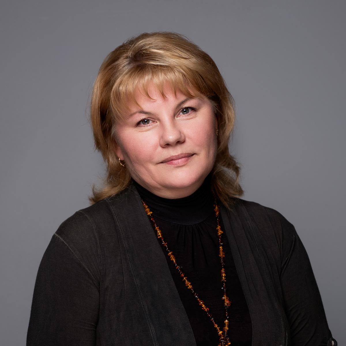 Анна Шершова