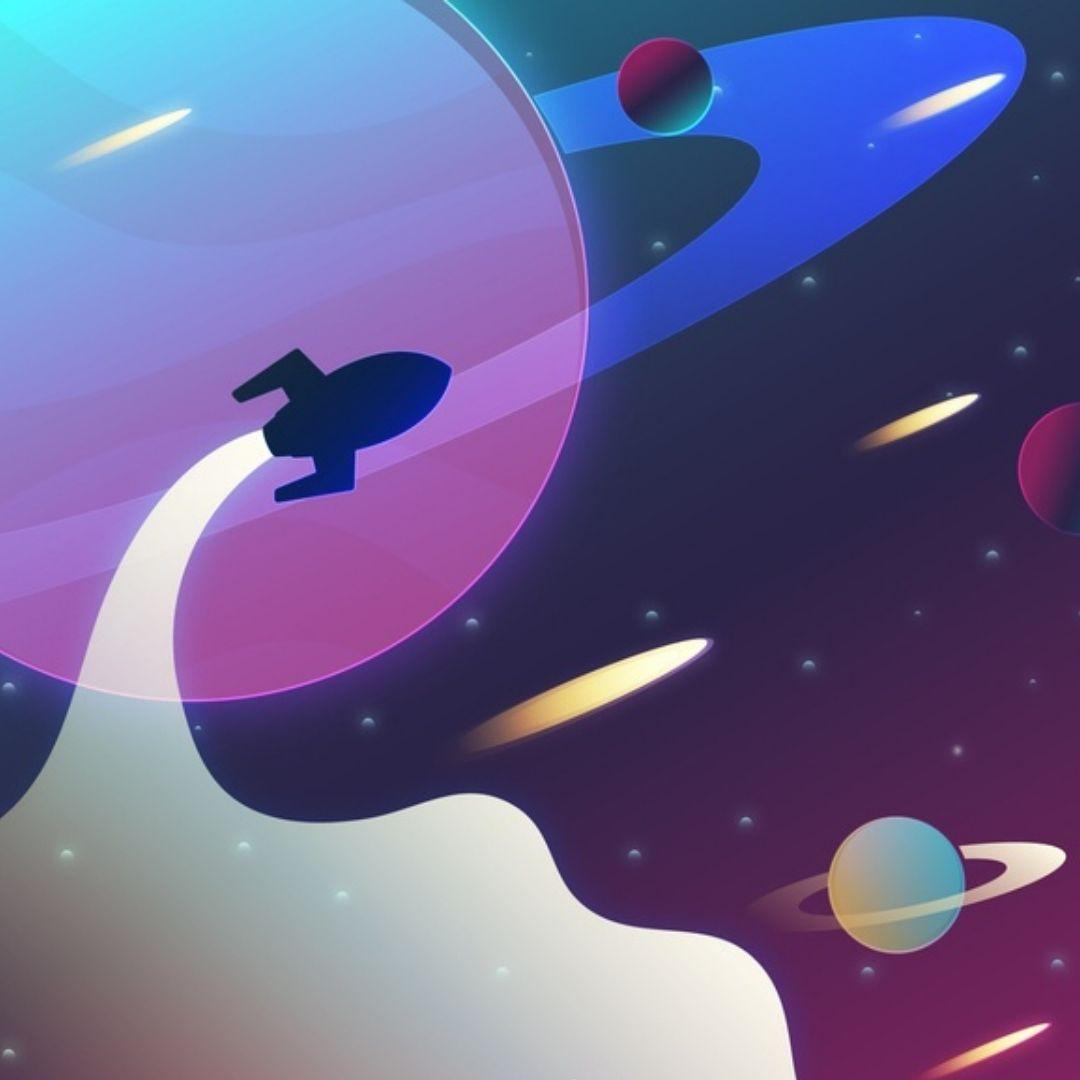 Путешествия в звёздном небе